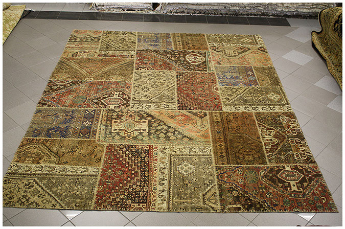 Patchwork Oriental Rug Rugs Ideas